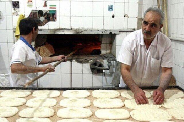 تاکید استاندار بر برطرف مسائل هزینه ای نانواهای خراسان شمالی از راه های مختلف