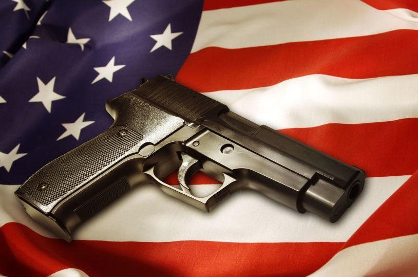 فیلم، یک روز عادی در آمریکا؛ تیراندازی در کلیسا