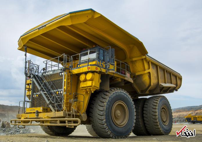 بزرگترین وسیله نقلیه برقی جهان در راه است، کامیون کمپرسی 290 تنی الکتریکی به زودی در آفریقا رونمایی می شود