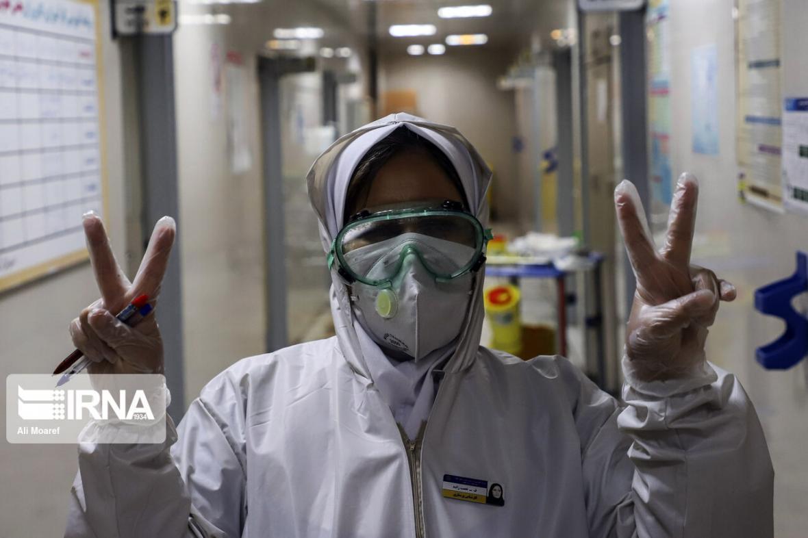 خبرنگاران نتایج آزمایش کرونا 227 البرزی منفی شد