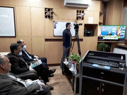افتتاح طرح های تامین انرژی در فارس با حضور وزیر نیرو