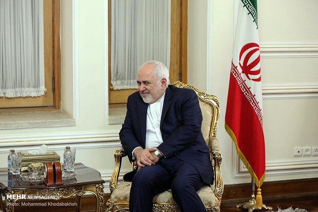 وزیر خارجه لهستان با ظریف ملاقات کرد
